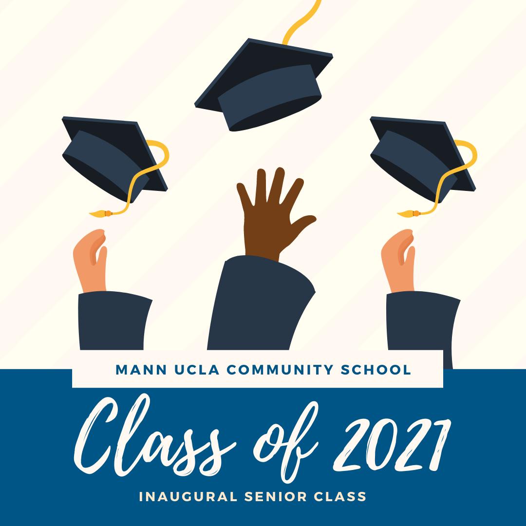 Senior Class of 2021 – CEREMONY VIDEO UPLOADED