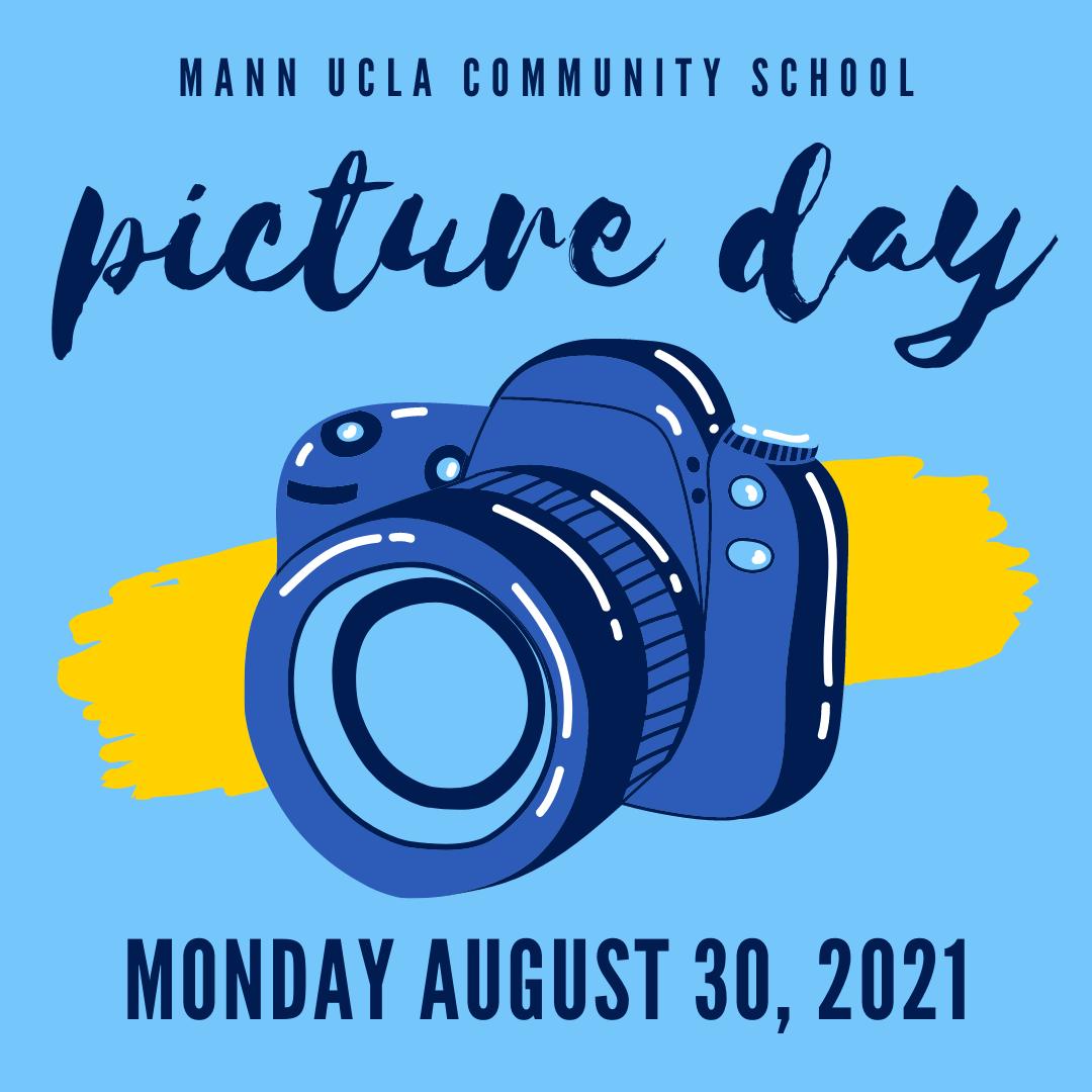 2021-2022 Picture Day: Grades 6-11